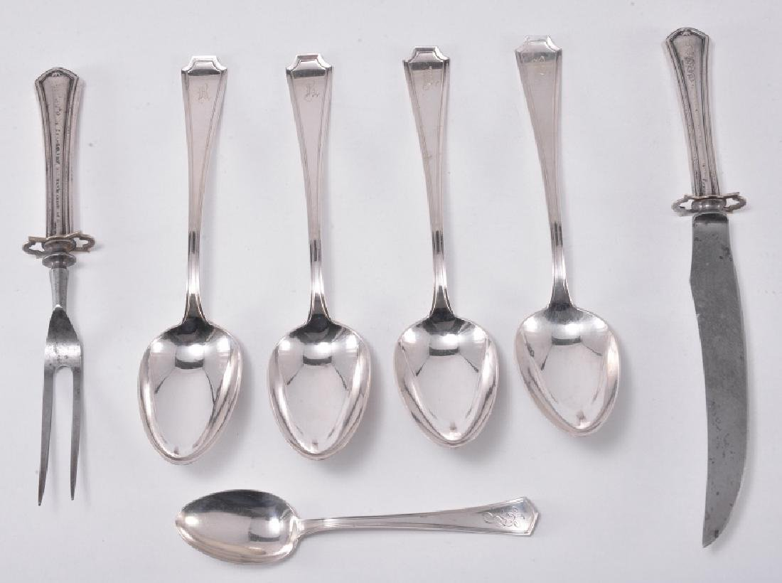 Durgin Co. Sterling Serving Pieces