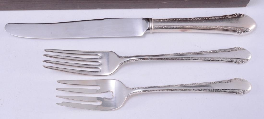 "Alvin ""Chased Romantique"" Sterling Flatware - 4"