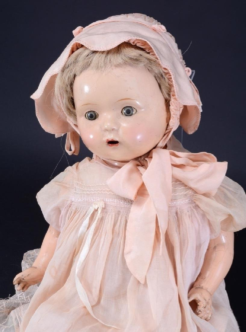 "26"" Tall Unmarked Doll - 3"