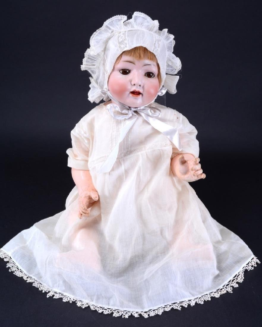 Vintage Possible Handwerk Breather Doll
