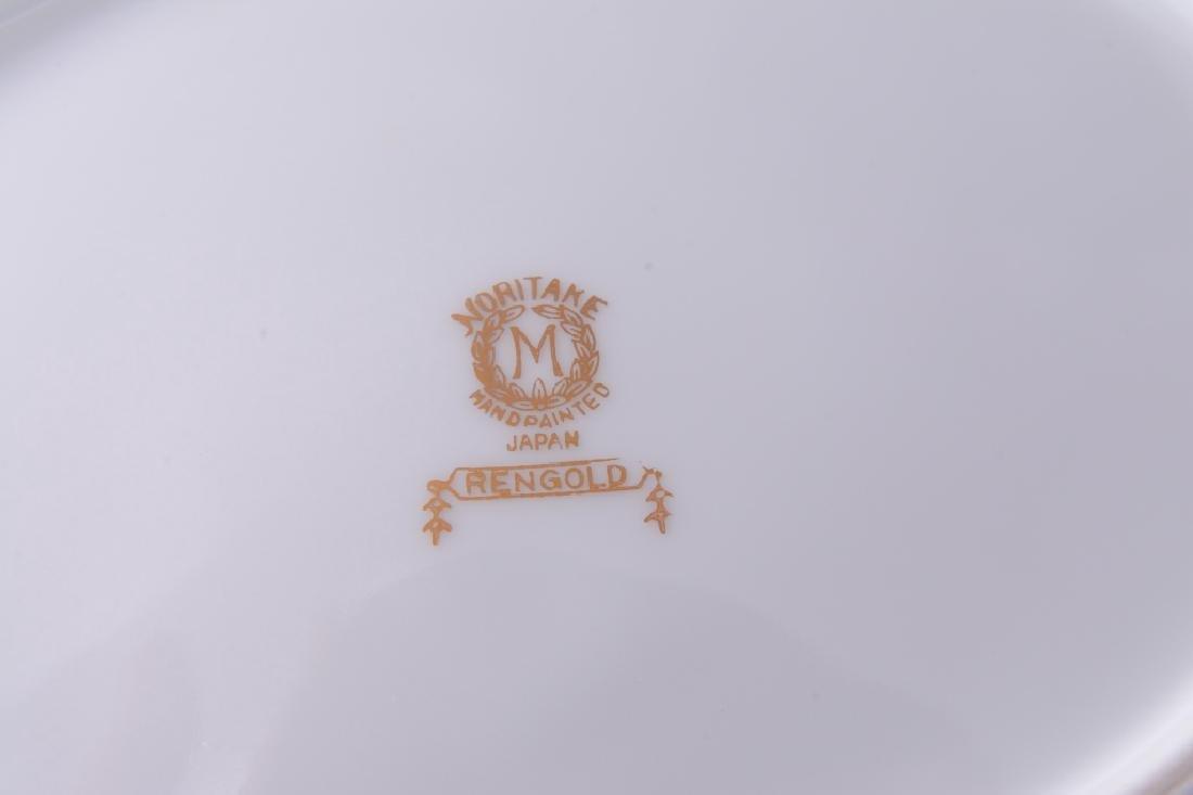 """11 Pcs. Noritake """"Reingold"""" China Serving Set - 3"""