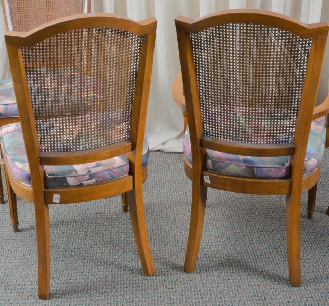 Oval Dining Table & 5 Chairs - 10