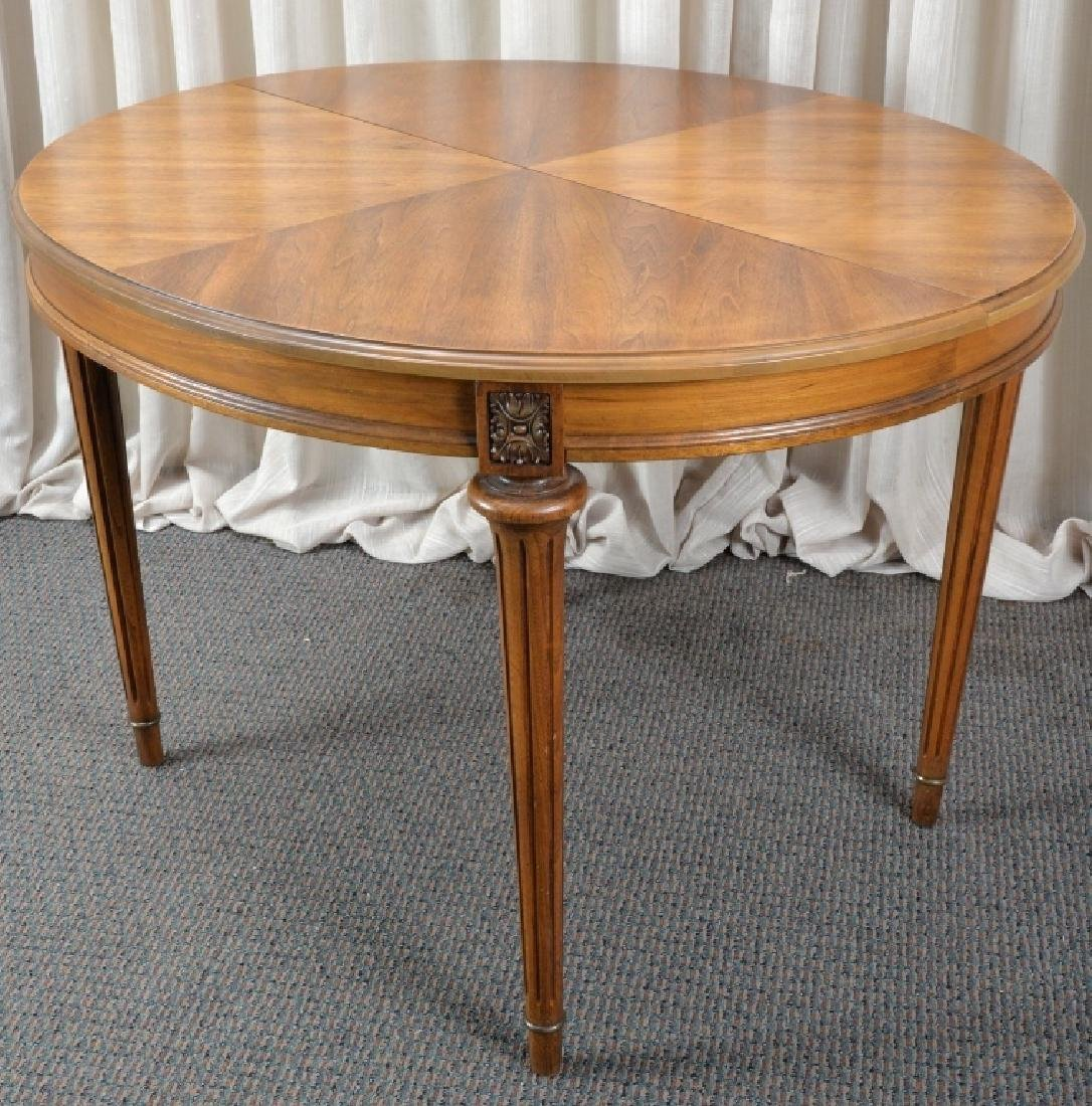 Oval Dining Table & 5 Chairs - 3