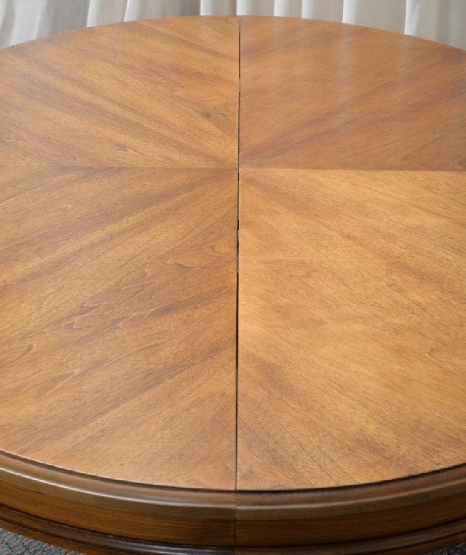 Oval Dining Table & 5 Chairs - 4