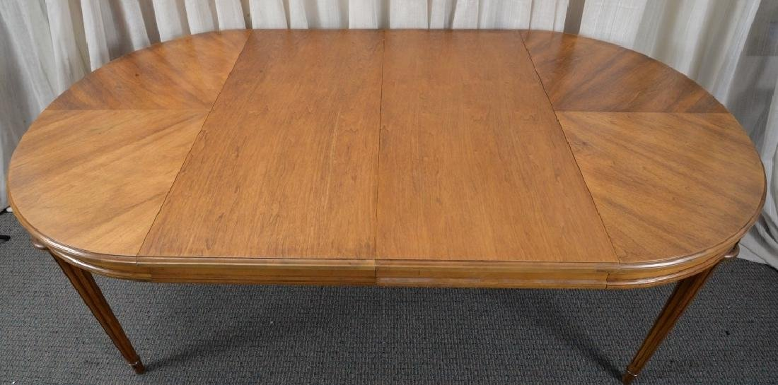 Oval Dining Table & 5 Chairs - 6