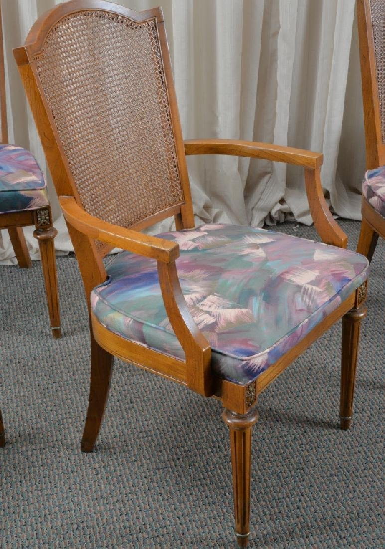 Oval Dining Table & 5 Chairs - 9