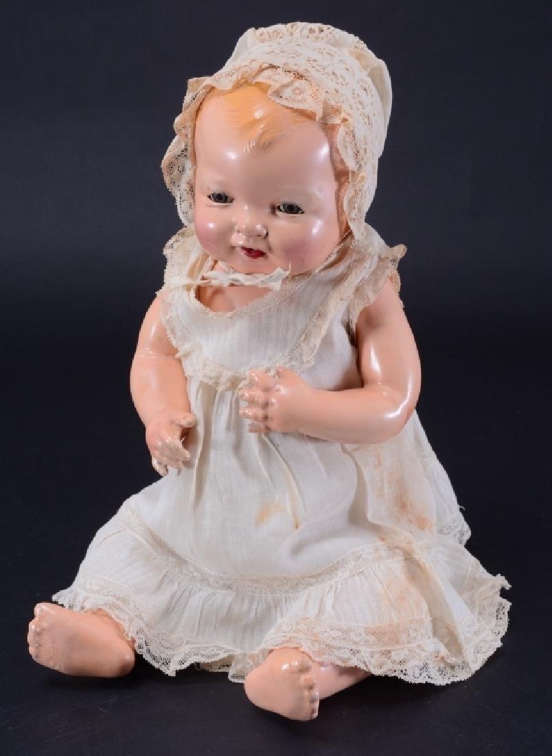 """Effanbee """"Bubbles"""" Doll"""