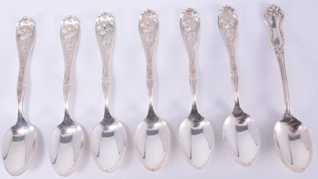 24 Silverplate Flatware Pieces - 3
