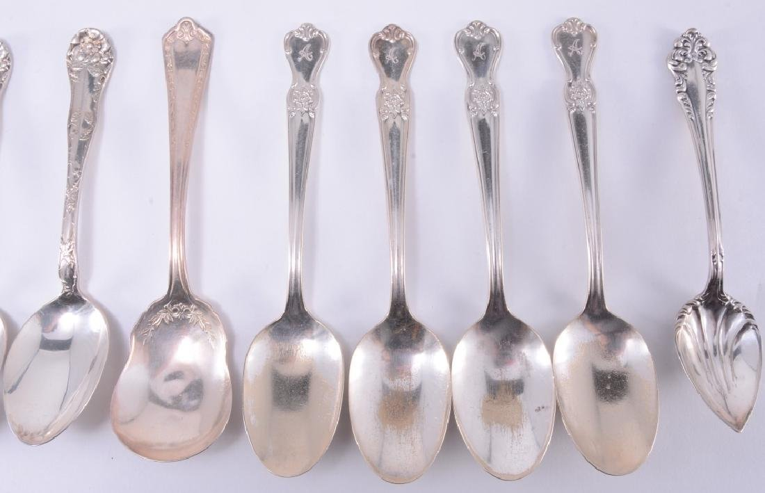 24 Silverplate Flatware Pieces - 4