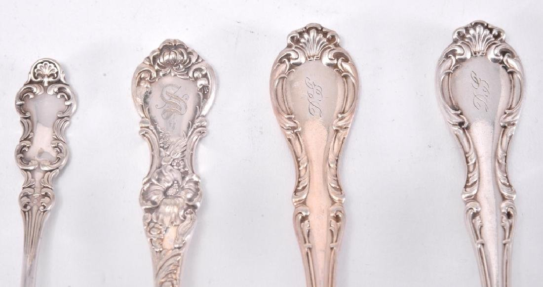 9 Silverplate Serving Pieces - 2