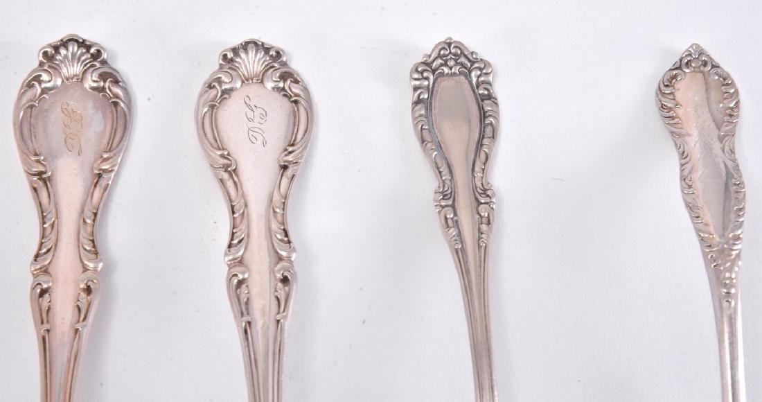 9 Silverplate Serving Pieces - 3