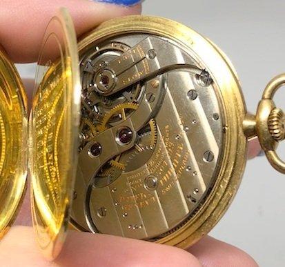 18K Patek, Philippe & Co. Pocket Watch - 5