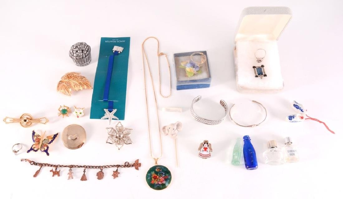 Estate Jewelry & Collectibles