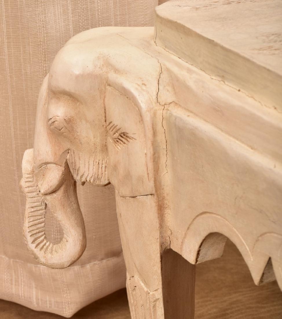 Elephant Footstool - 6