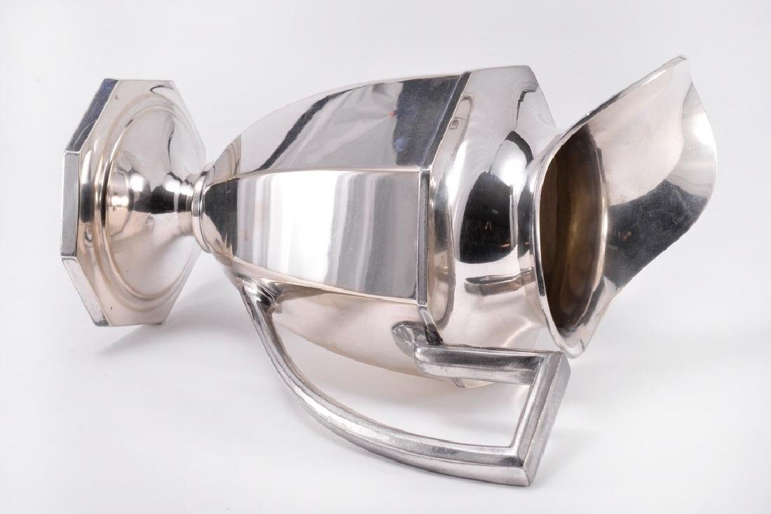 Silverplate Water Pitcher - 2