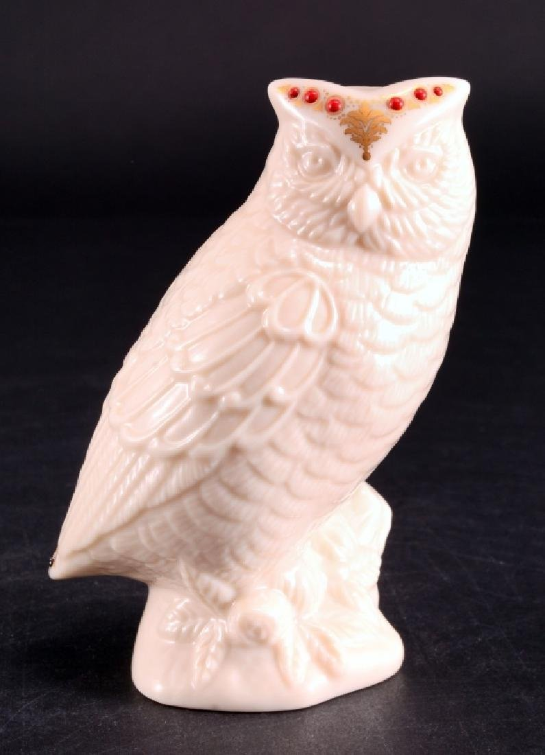 Lenox China Jewels Collection Owl Figurine