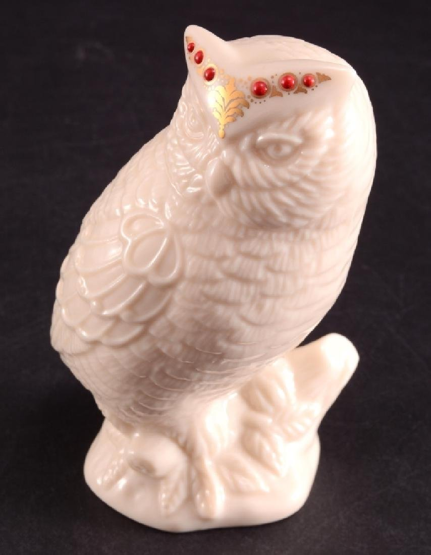 Lenox China Jewels Collection Owl Figurine - 2