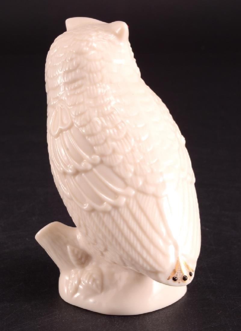 Lenox China Jewels Collection Owl Figurine - 3