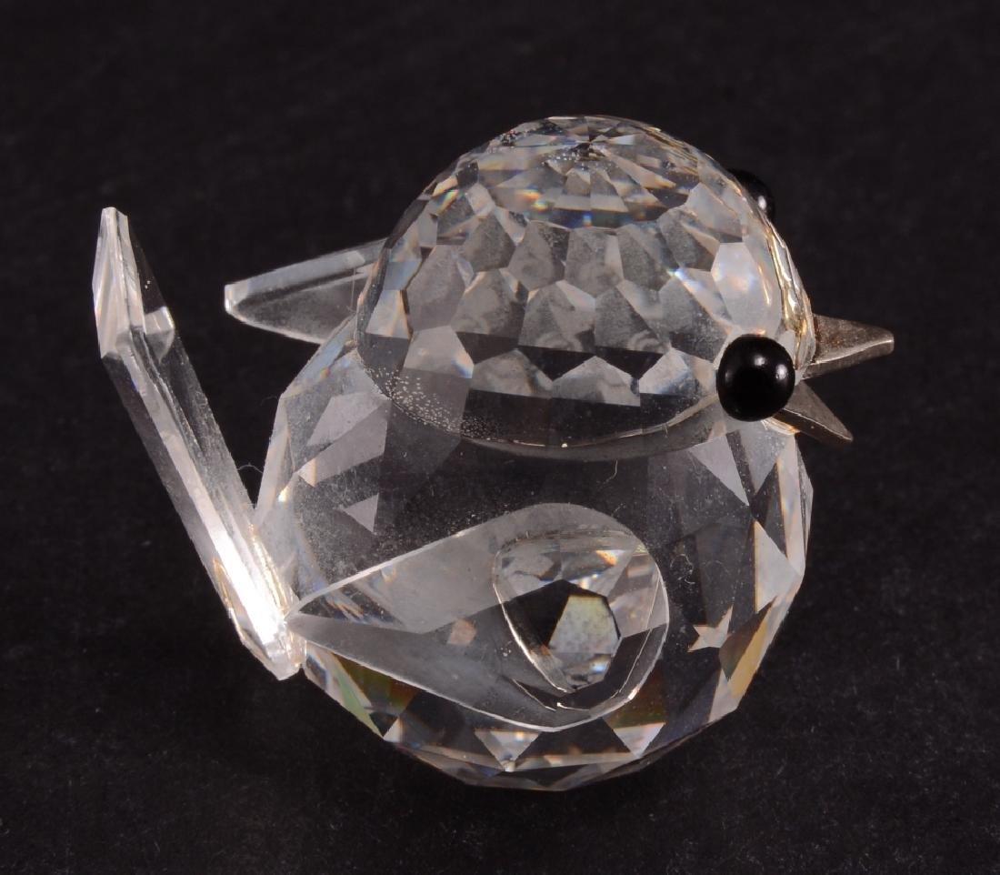 1988 Swarovski Sparrow - 3