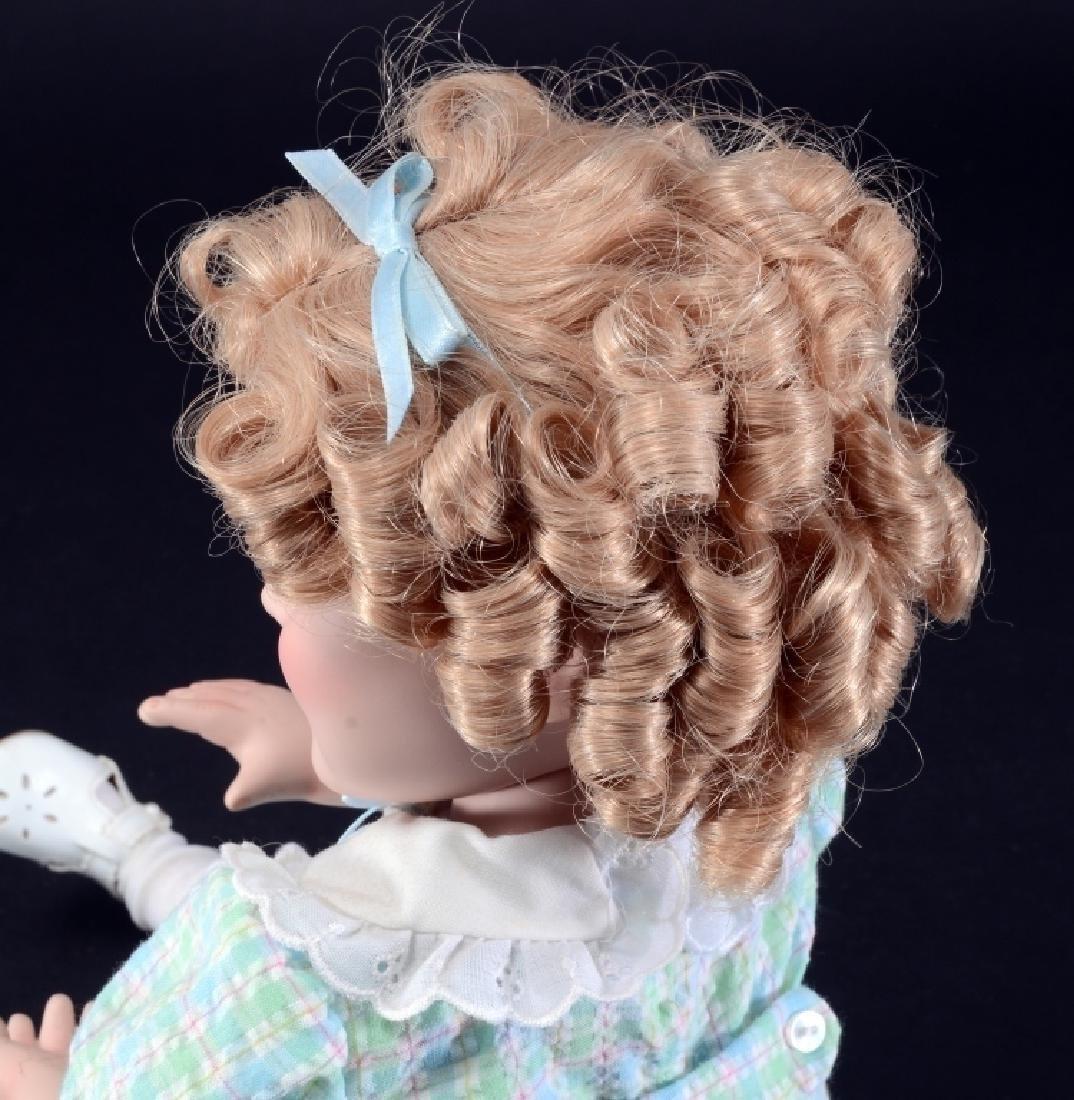 "Danbury Mint 17"" Shirley Temple Doll - 4"