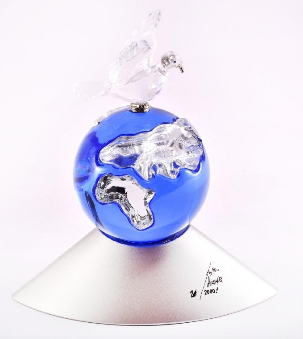2000 Swarovski Crystal Planet Figurine