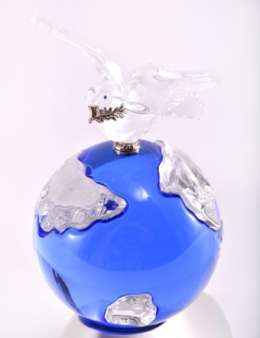 2000 Swarovski Crystal Planet Figurine - 3