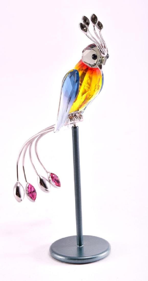 "Swarovski ""Banamba"" on Stand Crystal Figurine"