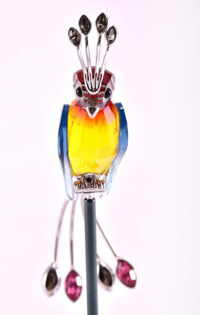 "Swarovski ""Banamba"" on Stand Crystal Figurine - 2"