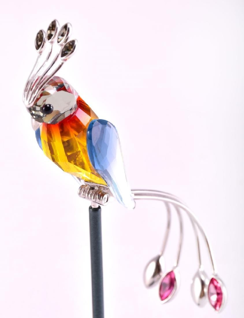 "Swarovski ""Banamba"" on Stand Crystal Figurine - 3"
