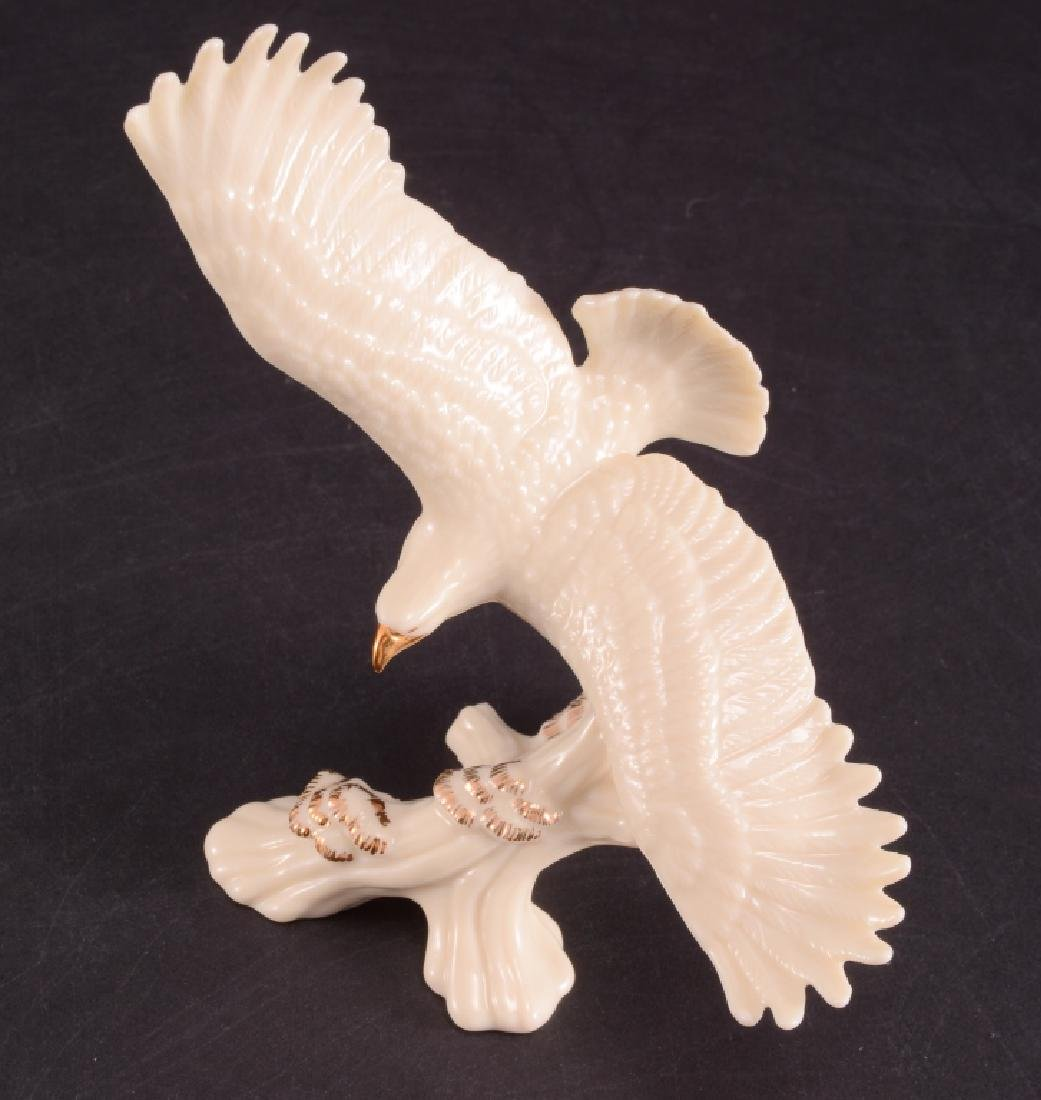"Lenox ""Precious Freedom"" Eagle Figurine"