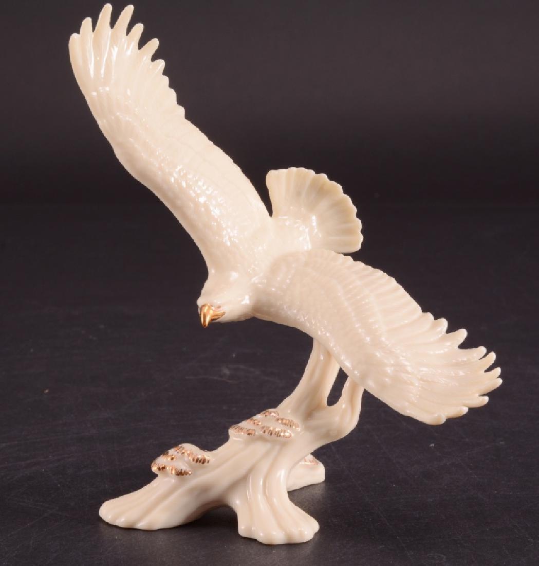 "Lenox ""Precious Freedom"" Eagle Figurine - 2"