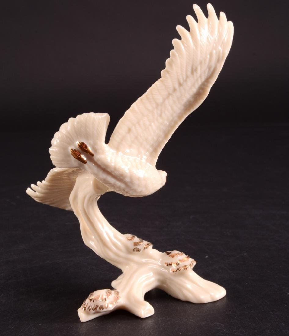"Lenox ""Precious Freedom"" Eagle Figurine - 3"