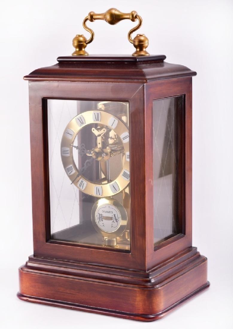 S. Heller DRAWEG Mantle Clock - 2