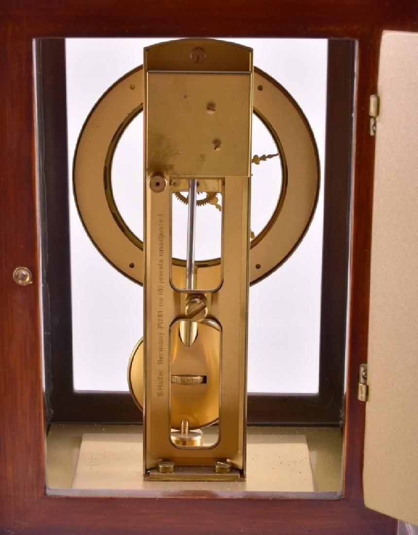 S. Heller DRAWEG Mantle Clock - 4