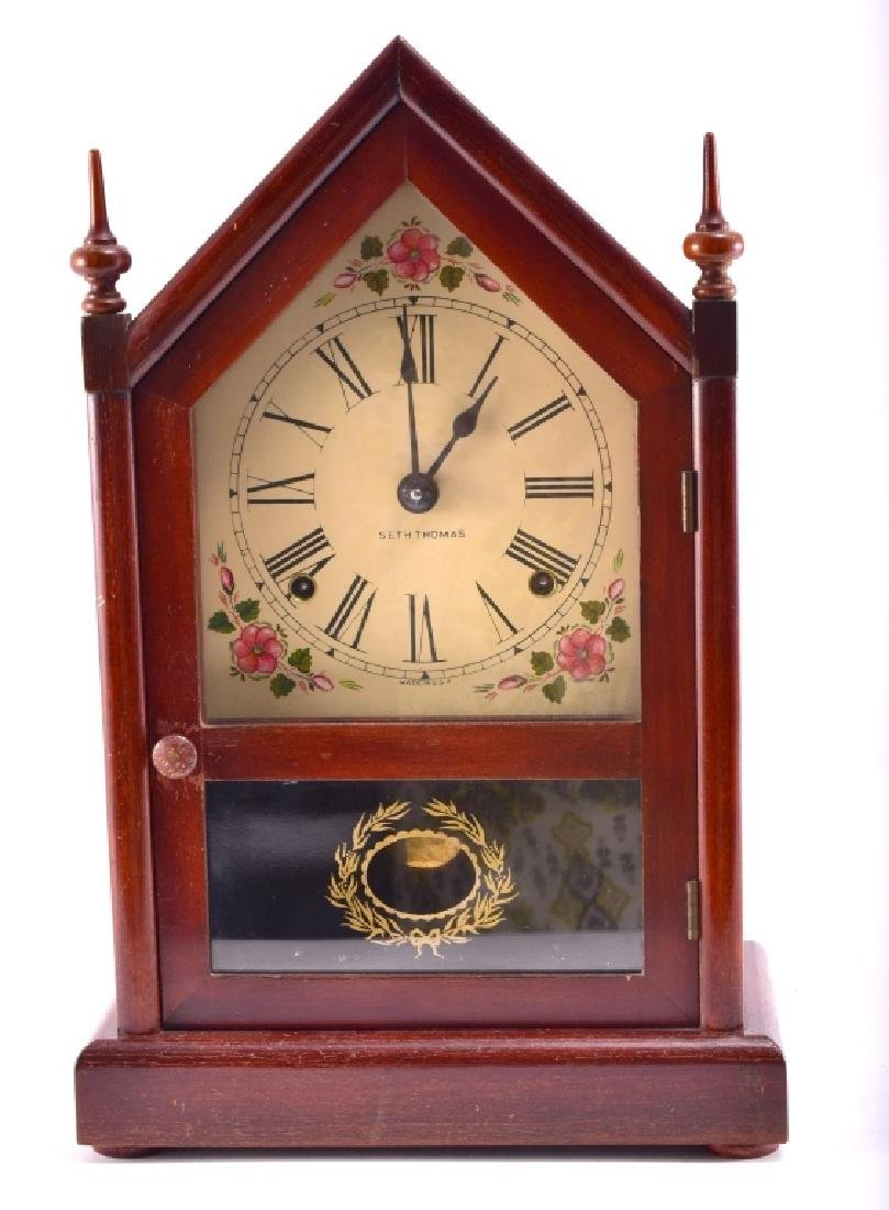 Seth Thomas Cathedral Mantle Clock