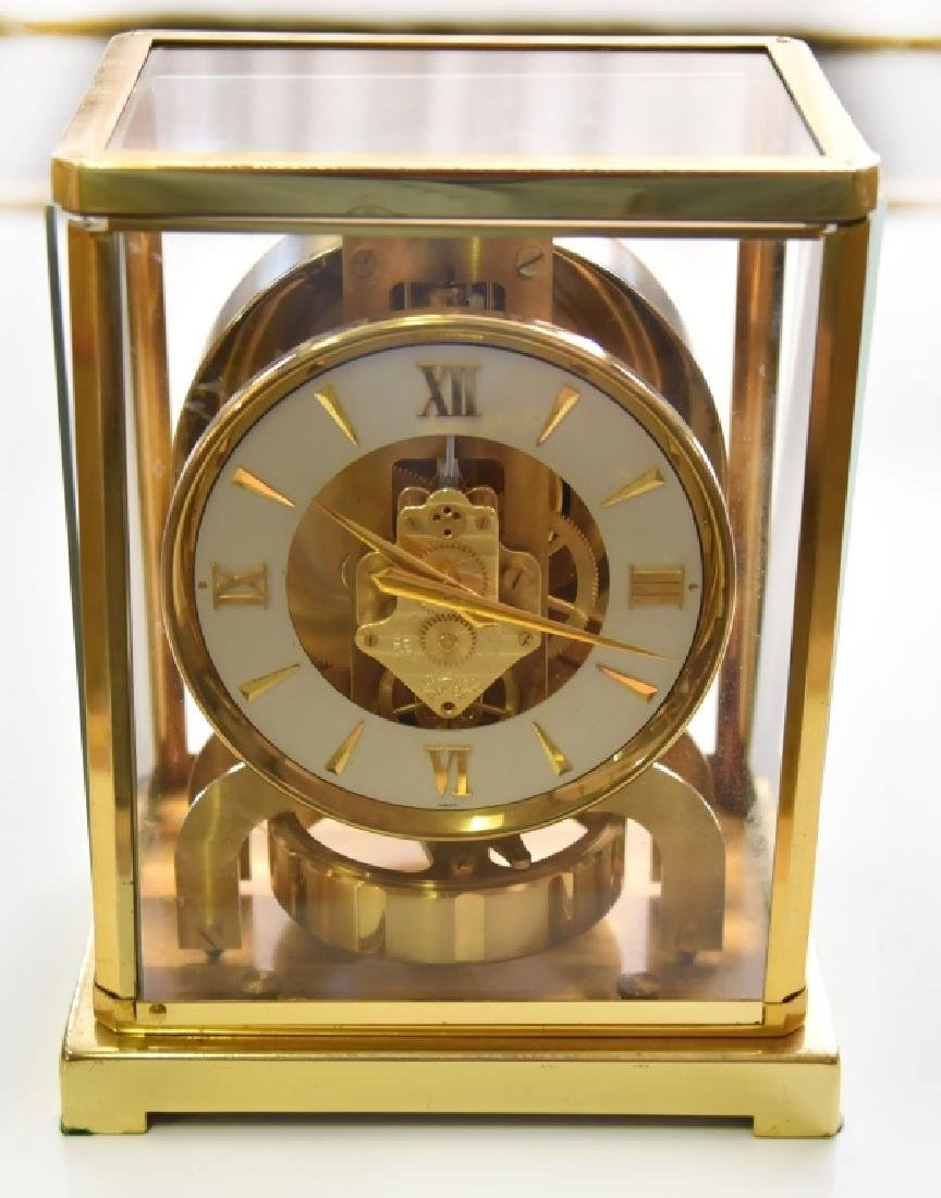 Vintage LeCoultre Atmos Mantle Clock
