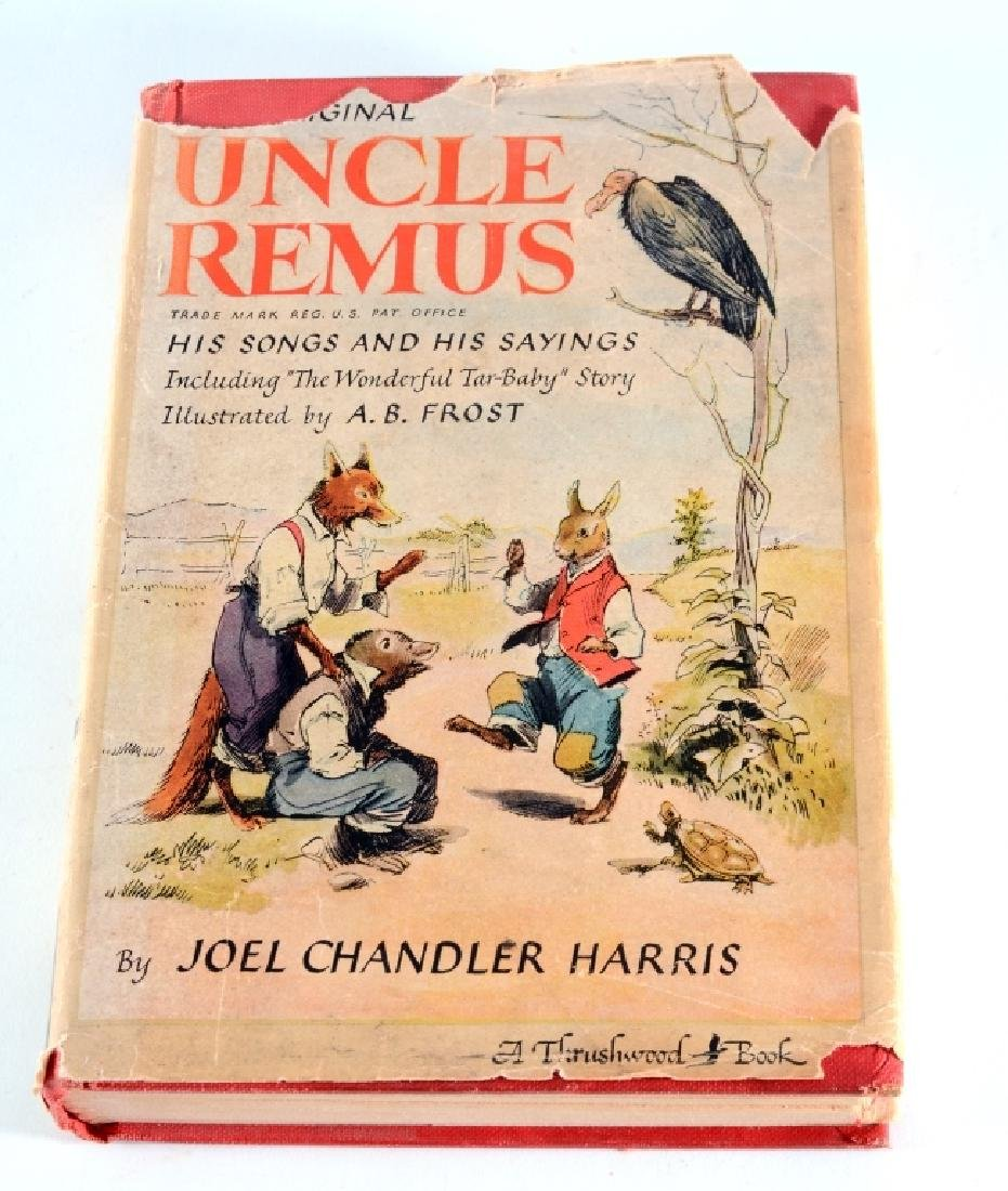 Uncle Remus Book