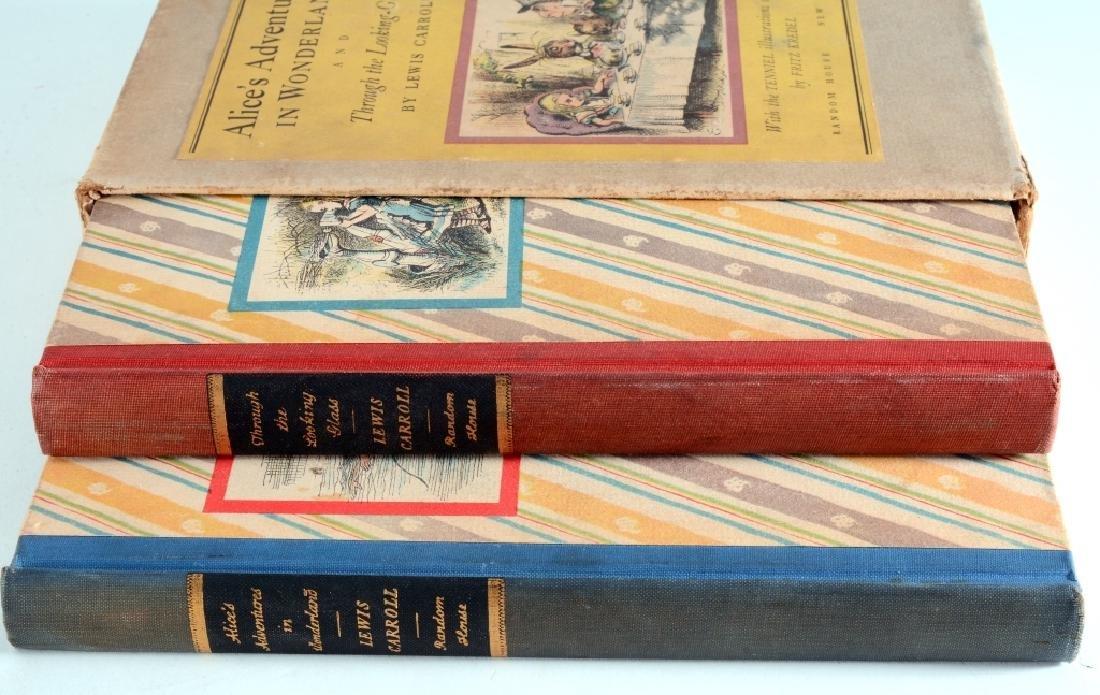 William Carroll's Alice in Wonderland Books - 4