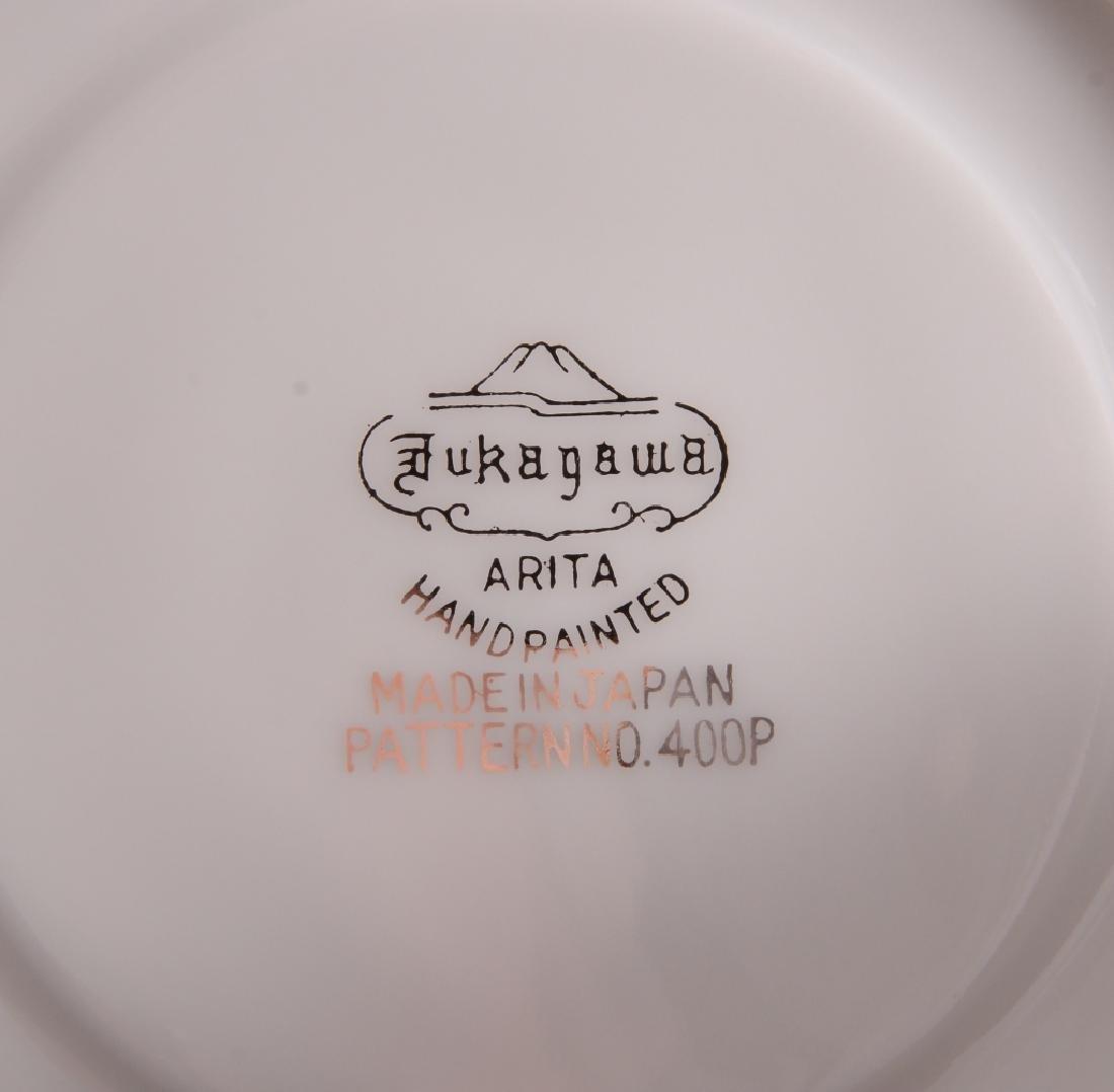 """80 Pcs. Fukagawa """"Arita"""" China Set - 5"""