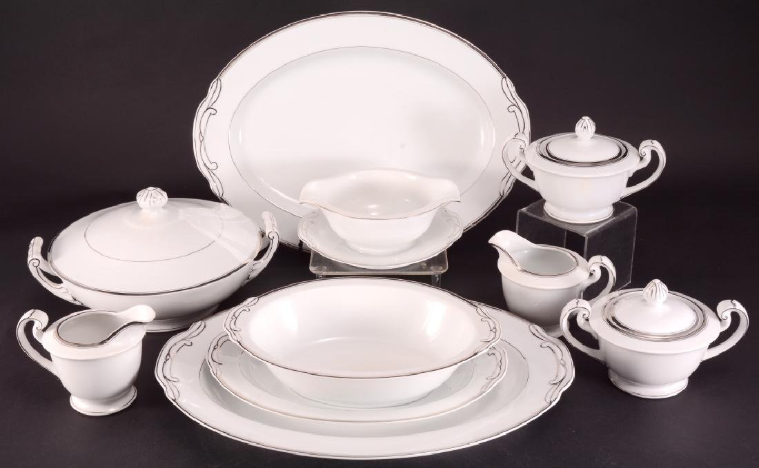 "9 Fukagawa ""Arita"" China Serving Pieces"