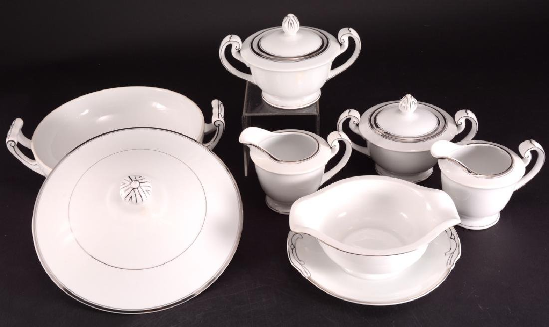 "9 Fukagawa ""Arita"" China Serving Pieces - 3"
