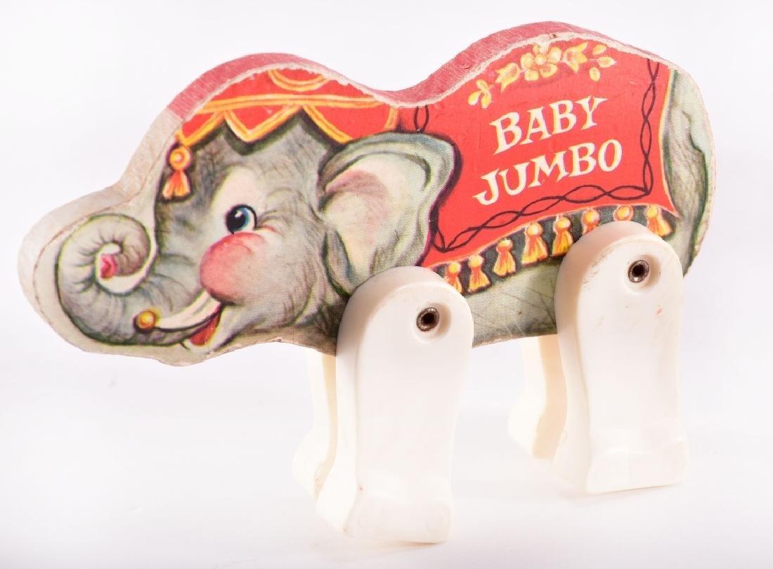 Vintage Elephant Toys - 3