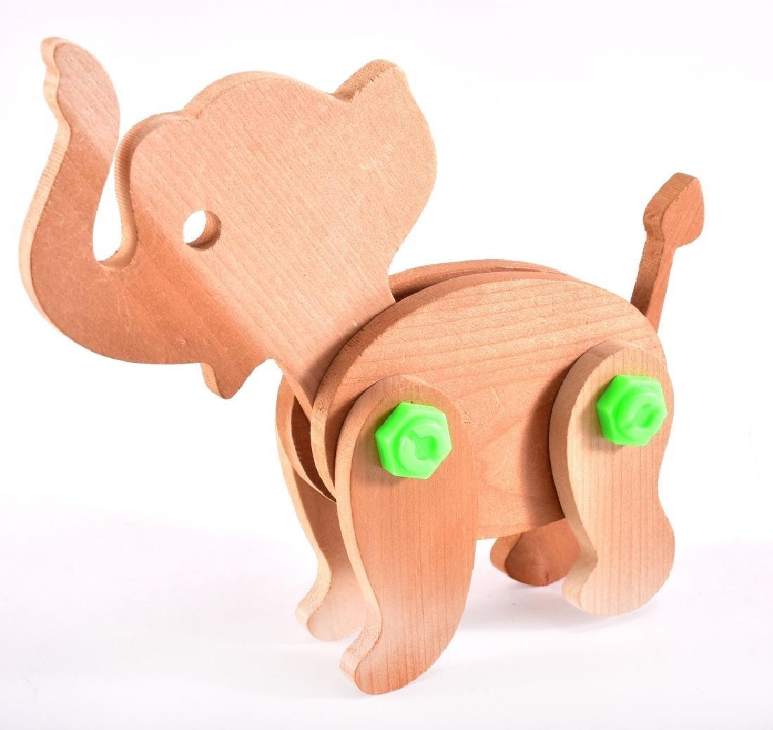 Vintage Elephant Toys - 4