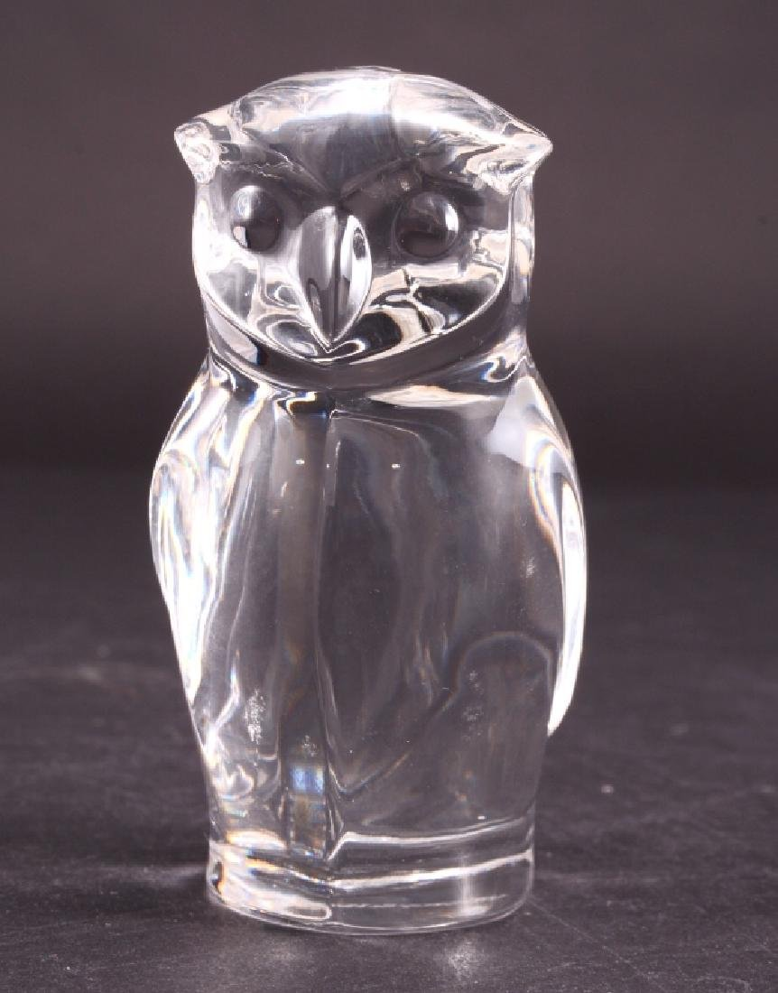 Villeroy & Boch Glass Owl