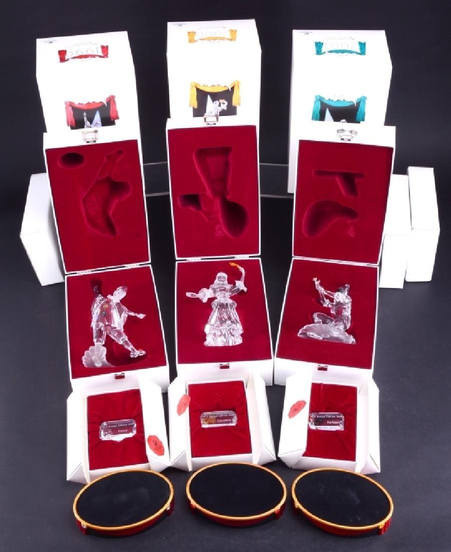 Swarovski SCS Annual Edition Masquerade Collection