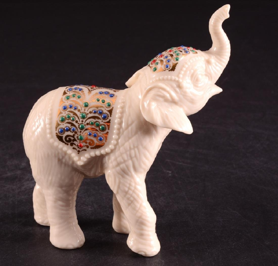 Lenox Palace Parade Elephant Calf Figurine
