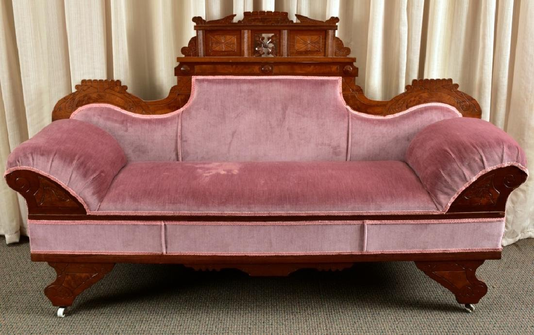 Eastlake Sofa - 6