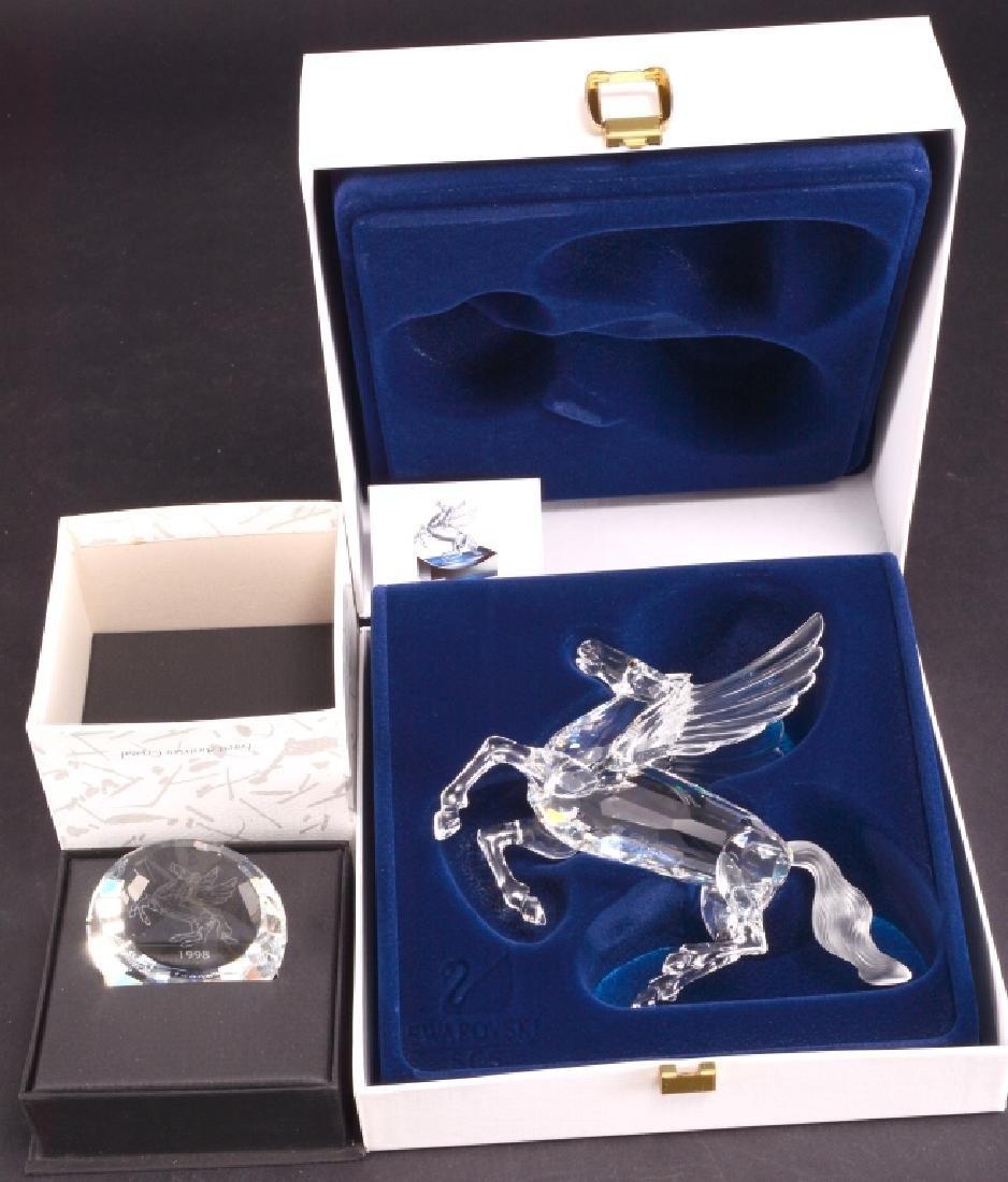 Swarovski Pegasus Figurine & Paperweight