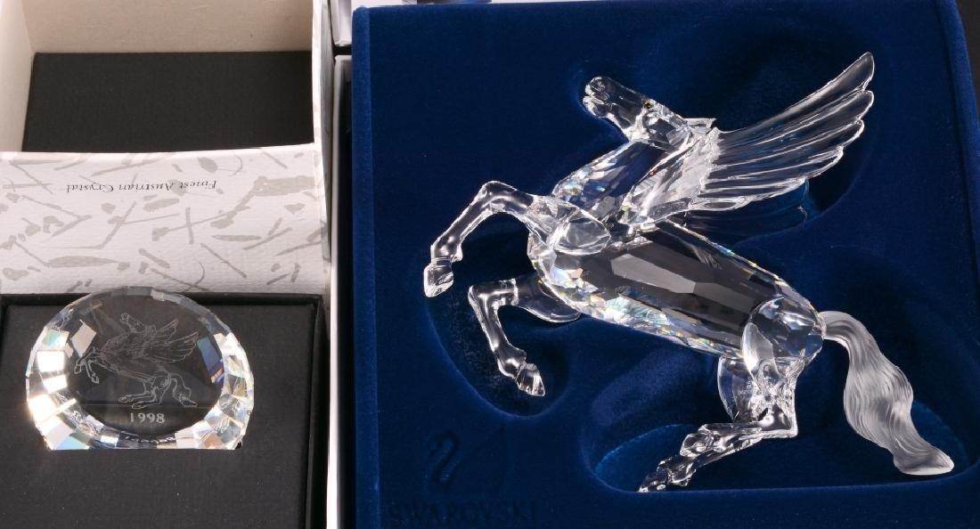 Swarovski Pegasus Figurine & Paperweight - 2