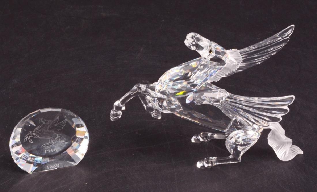 Swarovski Pegasus Figurine & Paperweight - 3